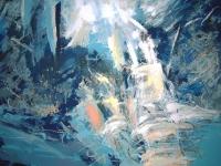 150x200 cm, akryl, 2002, sprzedany